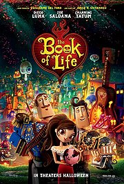 The Book of Life (2014) 1080p