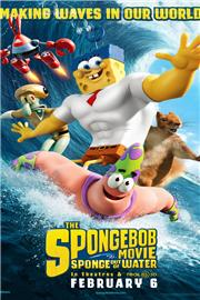 The SpongeBob Movie: Sponge Out of Water (2015) 1080p