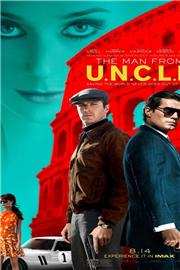 The Man From U.N.C.L.E. (2015) 720p