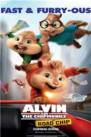 Alvin and the Chipmunks: The Road Chip (2015) 720p