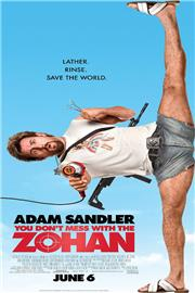 You Don't Mess With the Zohan (2008) 1080p