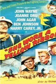 She Wore a Yellow Ribbon (1949) 1080p