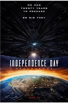 Independence Day: Resurgence (2016) 3D