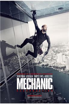 Mechanic: Resurrection (2016) 1080p