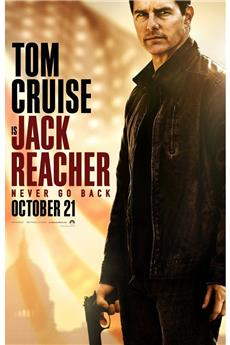 Jack Reacher: Never Go Back (2016) 720p