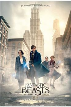Fantastic Beasts and Where to Find Them (2016) 720p