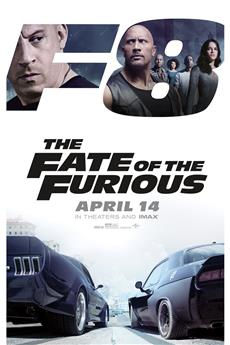 The Fate of the Furious (2017) 1080p