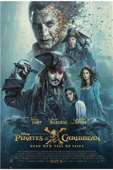 Pirates of the Caribbean: Dead Men Tell No Tales (2017) 720p