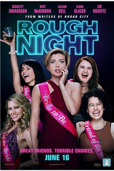 Rough Night (2017) 1080p