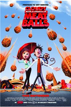 Cloudy with a Chance of Meatballs (2009) 1080p