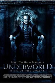 Underworld: Rise of the Lycans (2009) 720p