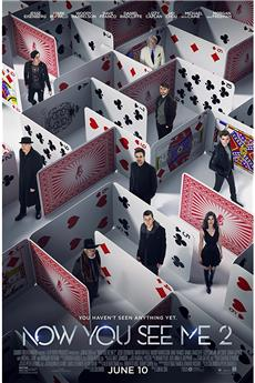 Now You See Me 2 (2016) 720p