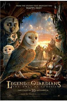 Legend of the Guardians: The Owls of Ga'Hoole (2010) 1080p