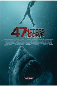 47 Meters Down: Uncaged (2019) 720p