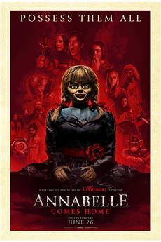 Annabelle Comes Home (2019) 1080p