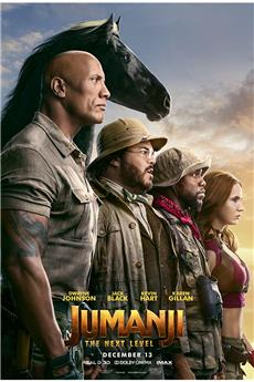 Jumanji: The Next Level (2019) 720p