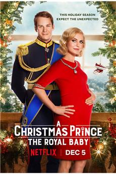 A Christmas Prince: The Royal Baby (2019) 720p