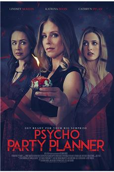 Psycho Party Planner (2020) 720p