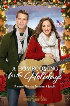 A Homecoming for the Holidays (2019) 720p