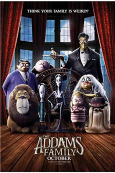 The Addams Family (2019) 1080p