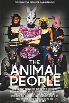 The Animal People (2019) 720p
