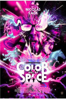 Color Out of Space (2019) 720p