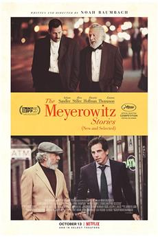 The Meyerowitz Stories (New and Selected) (2017) 720p