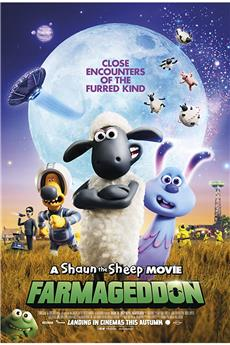 A Shaun the Sheep Movie: Farmageddon (2019) 1080p