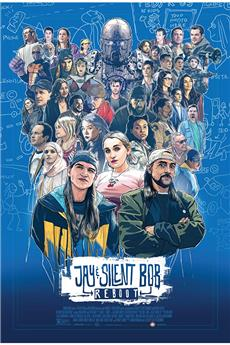 Jay and Silent Bob Reboot (2019) 720p