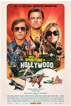 Once Upon a Time… in Hollywood (2019) 1080p