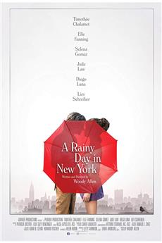 A Rainy Day in New York (2019) 720p