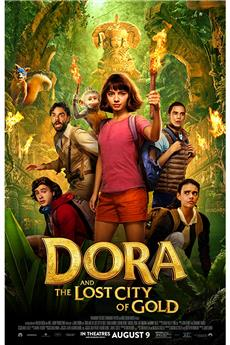 Dora and the Lost City of Gold (2019) 1080p