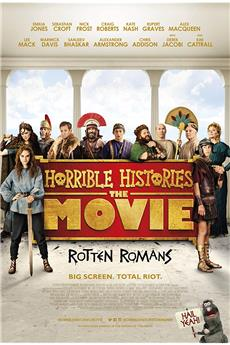 Horrible Histories: The Movie - Rotten Romans (2019) 1080p