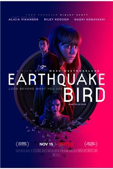 Earthquake Bird (2019) 720p