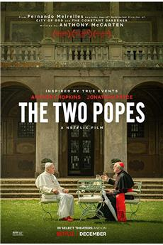The Two Popes (2019) 720p