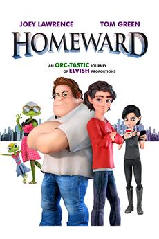 Homeward (2020) 720p