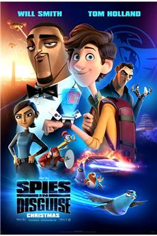 Spies in Disguise (2019) 720p