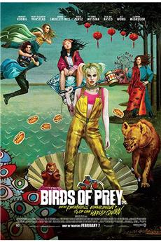 Birds of Prey (and the Fantabulous Emancipation of One Harley Quinn) (2020) 1080p