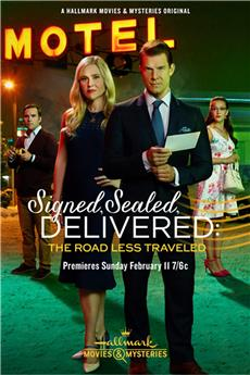 Signed, Sealed, Delivered: The Road Less Traveled (2018) 720p