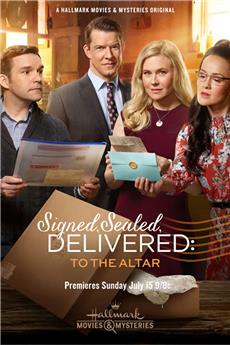 Signed, Sealed, Delivered: To the Altar (2018) 720p