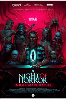 A Night of Horror: Nightmare Radio (2020) 720p