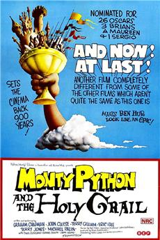 Monty Python and the Holy Grail (1975) 720p