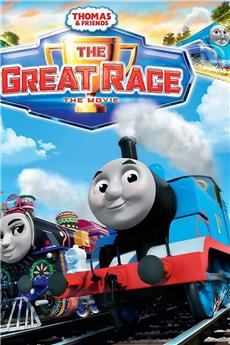 Thomas & Friends: The Great Race (2016) 720p