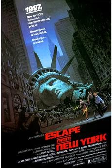 Escape from New York (1981) 720p