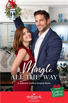 Mingle All the Way (2018) 720p