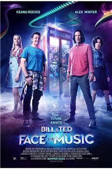 Bill & Ted Face the Music (2020) 720p