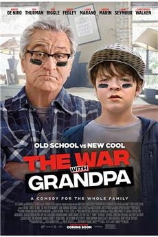 The War with Grandpa (2020) 720p