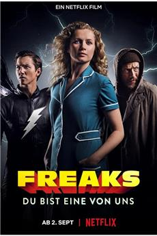 Freaks: You're One of Us (2020) 720p